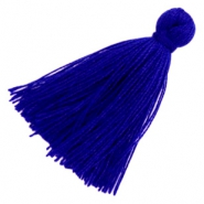 Borlas basic 3cm azul royal