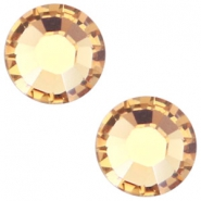 Swarovski Elements SS30 base plana (6.4mm) Light colorado topaz