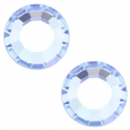 Swarovski Elements SS20 base plana (4.7mm) Light sapphire