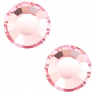 Swarovski Elements SS20 base plana (4.7mm) Light rose